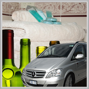 McLaren Vale Accommodation & Wine Tour Packages